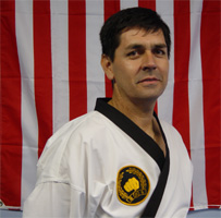 Senior Instructor Luis Arvayo