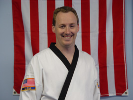 Master Instructor Patrick Kennedy